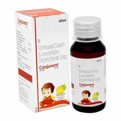 Montelukast Sodium 4mg Levocetirizine 2.5mg Syrup