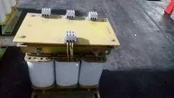 Va Dry type/Air cooled Three Phase Control Transformer, 440 V