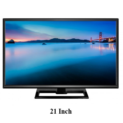 Black 21 Inch HD LED TV