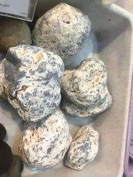 Natural Rough Angelite Stones