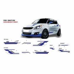 Maruti Swift RS Car Graphic