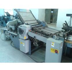 6 Paper Folding Machine