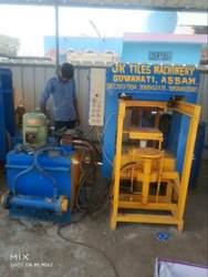 Automatic Mild Steel Heavy Paving Block Making Machine