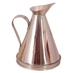 Brass Measure Jar