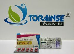 Etoricoxib 120 mg Tablets