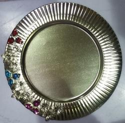 Bronze Thali Metal