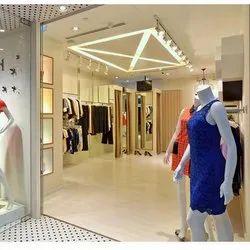 Showroom Interior Designing Service, Work Provided: Wood Work & Furniture