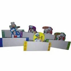 Designer Menu Card