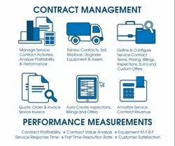 Construction Project Contract Management Services