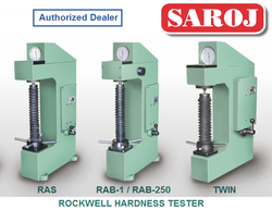 Saroj Make Rockwell Hardness Tester