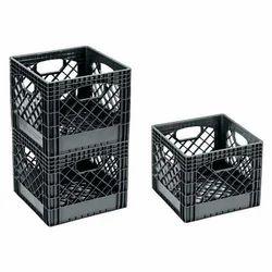 Plastic Sericulture Crates