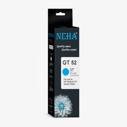 Ink For HP GT52 (Cyan)