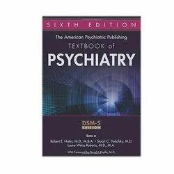 English American Psychiatric Publishing Book, Size: 7 X 4 X 12.5 Inch