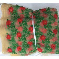 Emboriderd Fabric