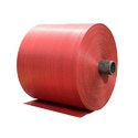 Red PP Woven Roll