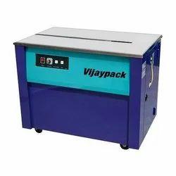 Vijaypack Semi Automatic Box Strapping Machine, Vp 906, 2.0 Secs/Cycle