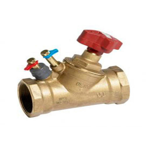 High Pressure BRASS / C.I BALANCING VALVE CASTLE MAKE, For Water, Valve Size: 25 Mm To 400 Mm
