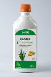 Sovam Aloevera with Pineapple Juice