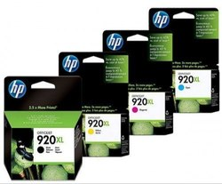 HP 920XL Ink Cartridge Full Set Original