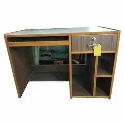 Friends Enterprise Modern Wooden Office Computer Table, Size: 2.5 Feet (height)