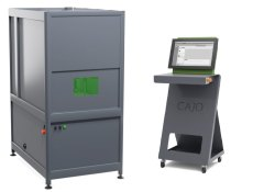 Automatic Metal Laser Marking Machine