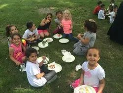 Picnic Events with Family Friends