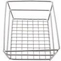 Steel Grid Basket