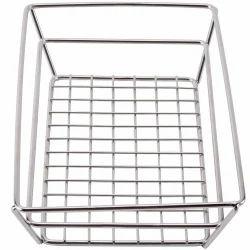 5 L Stainless Steel Steel Grid Basket
