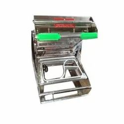 3 Compartment Tray Sealing Machine