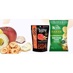 Snack Food Packaging Pouch