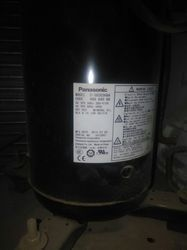 Panasonic Sanyo C-SBN263H8A R407C Scroll Compressor