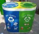 Recycle Trio Bin