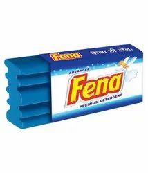 ROSE Fena Detergent Cake 190gm, For Detergent Soap, Shape: Rectangle