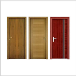 Multi Color Plywood Doors
