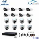 3 Mp 8 Channel Ip Camera Kit, For Outdoor, 20 To 25 M
