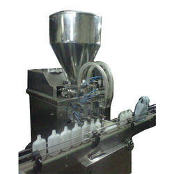 Automatic Viscous Filling Machine