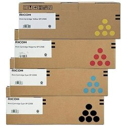 Ricoh SP C 250 DN Toner Cartridges Set