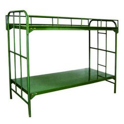 Hostel Double Bunker Bed