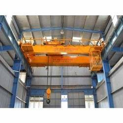 Industrial  EOT Double Beam Cranes