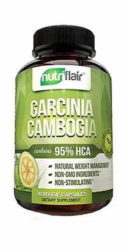 Nutri Flair Garcinia 95 Diet Pills