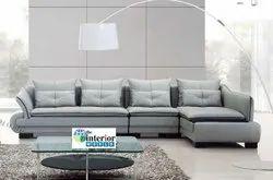 GREY Supreme Sofa Set, For Home, Size: Contemporary