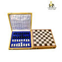 Traveling Stone Chess Board