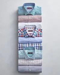 Cotton Casual Shirt, Size: S-Xl