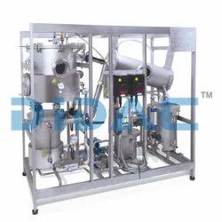 Batch Solvent Extraction Unit