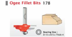 Ogee Fillet Bits