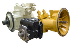 752 Hydraulic Travel Pump Service
