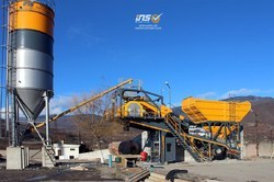 Annual & Operation Maintenance Contract Of Concrete Batching Plant
