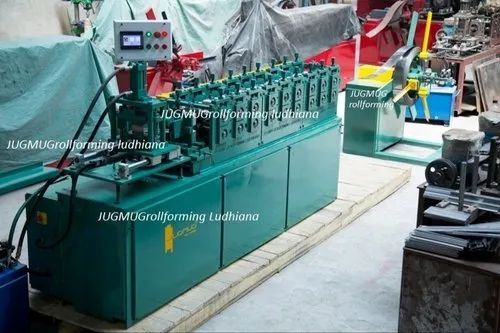 Wiggle Wire Channel Roll Forming Machine