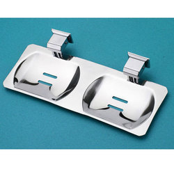 Stainless Steel Polished Soap Dish
