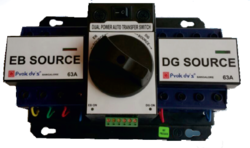 Dual Source Auto Transfer Switch